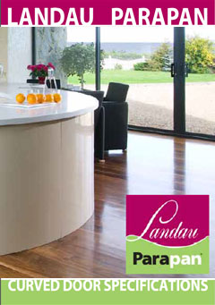 Parapan® Curved Door Booklet