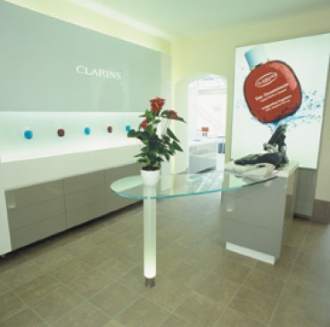 Clarins by Maxfield Jarvis